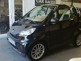 Smart Car fortwo 1.0 Passion AUTOMATIC 57 PLATE