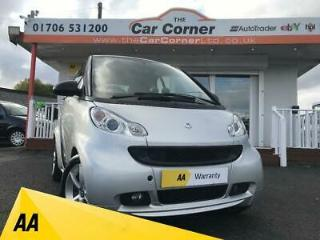Smart Car Fortwo Coupe PULSE MHD used cars Rochdale, Greater Manchester