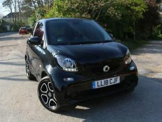 Smart Car Fortwo Prime Twinamic s/s 2dr