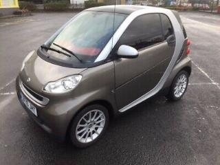 smart car four two 2010