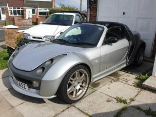 Smart car Roadster Brabus