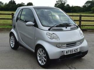Smart City Coupe Passion Softouch 61Bhp Coupe 0.7 Automatic Petrol