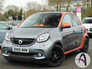 Smart Forfour 0.9 Turbo Edition 1 5dr