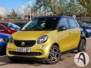 Smart Forfour Night Sky 1.0 71 Prime Premium 5dr