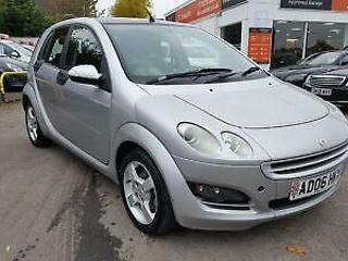 SMART FORFOUR Passion Silver Manual Petrol, 2006