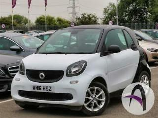 Smart Fortwo 1.0 70 Passion 2dr