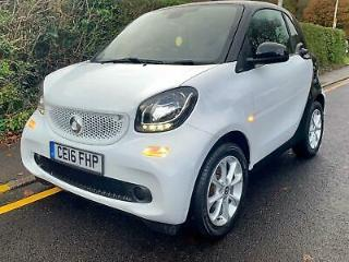 Smart fortwo 1.0 70bhp *Passion*1Owner From New Only 20,000 Miles,£0Tax!