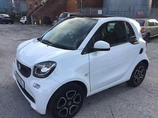 Smart fortwo 1.0 70bhp s/s 2016 Prime