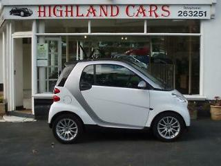 Smart fortwo 1.0 71bhp Passion 2008