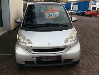 Smart fortwo 1.0 71bhp Passion 35.000 miles