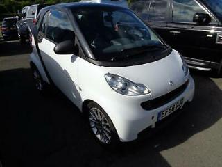 Smart fortwo 1.0 71bhp Passion