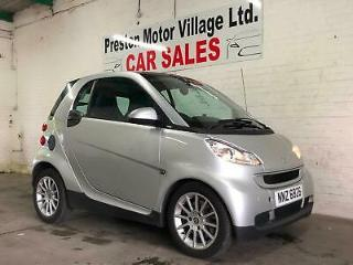 Smart fortwo 1.0 71bhp Passion 67K SH MOT SERVICE WARRANTY INCLUDED