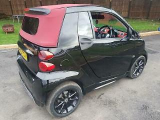 Smart fortwo 1.0 71bhp Passion 68000 miles from new