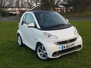 Smart fortwo 1.0 71bhp Softouch 2012MY Pulse FREE ROAD TAX*3 MONTHS WARRANTY