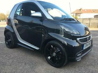 Smart fortwo 1.0 84bhp Softouch 2014 MY Grandstyle Plus AUTOMATIC