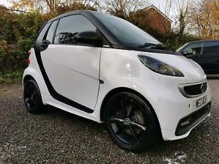 Smart fortwo 1.0 mhd 2014 Softouch Sat Nav Air Con Leather Plus
