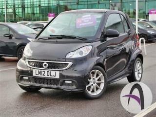 Smart Fortwo 1.0 Passion 2dr Auto