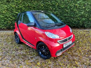Smart fortwo 1.0 Passion Cabriolet LOW MILES 34K +MORE SMART CARS IN STOCK