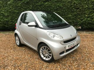 Smart fortwo 1.0 Passion Coupe LOW MILES ONLY 24K +MORE SMART CARS IN STOCK