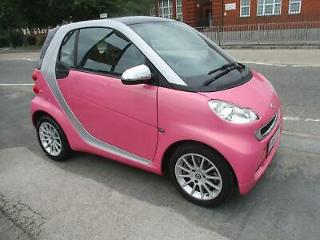 Smart fortwo 1.0mhd 71bhp Passion