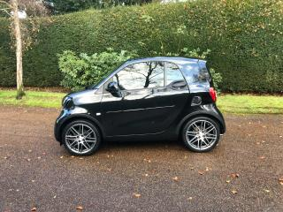 SMART FORTWO BLACK EDITION 0.9 TURBO AUTOMATIC