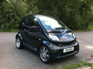 Smart ForTwo Brabus Cabriolet Convertible