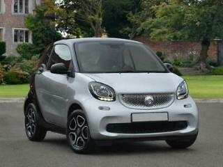 Smart Fortwo Coupe 2015 1.0 Prime Premium 2dr Hatchback