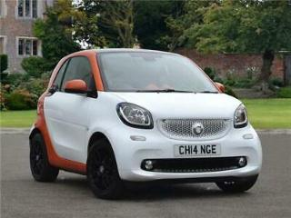 Smart Fortwo Coupe 2015 Special Editions 1.0 Edition 1 2dr Auto Hatchback