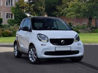Smart Fortwo Coupe 2018 1.0 Passion 2dr Auto Hatchback