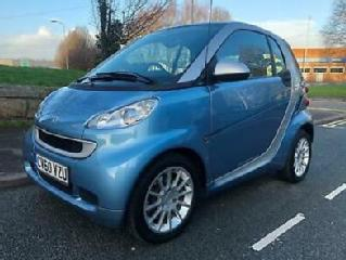 Smart ForTwo Coupe Passion Cdi DIESEL AUTOMATIC 2010/60