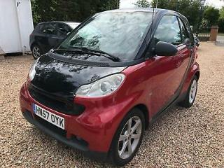 Smart ForTwo Coupe Pulse PETROL AUTOMATIC 2007/57