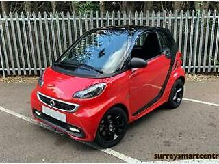 Smart Fortwo Grandstyle Coupe 2014/14