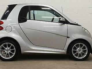 SMART FORTWO Passion 71 Softouch Auto 2013 Auto Petrol Automatic in Silver