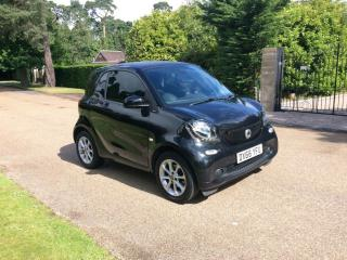 smart fortwo passion automatic 2016