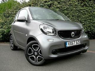 SMART FORTWO PRIME PREMIUM 90 TURBO *ULTRA RARE TITANIA MATT PAINT