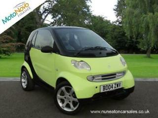 SMART FORTWO Softip Auto Pulse Black Semi Auto Petrol, 2004