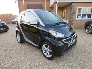 SMART FORTWO Softouch Auto Pulse mhd 2012 Auto 9000 Petrol Black Petrol