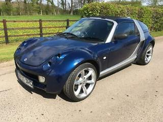 Smart Roadster 0.7 80bhp Roadster coupe Semi A Finale Edition Exclusive