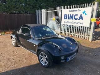 SMART ROADSTER Auto Entry 2004 Petrol SemiAutomatic in Black