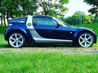 Smart Roadster Coupe Finale Edition 0.7l Turbo