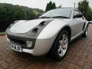 Smart Roadster Speedsilver Rhd 80Bhp Convertible 0.7 Automatic Petrol