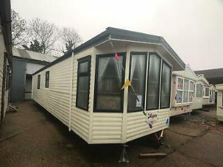 Static Caravan Willerby Aspen 2004 Model Free Transport Up To 50 Miles Away