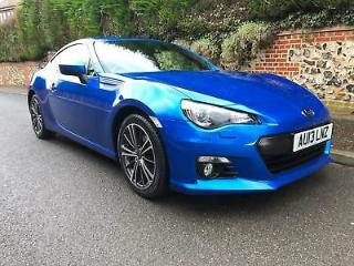 Subaru BRZ 2.0i 200ps 2013MY SE Lux