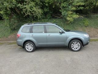 Subaru Forester 2012 Petrol Automatic with low mileage
