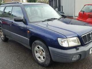 Subaru Forester 2.0 2002 02 REG FULL 12 MONTHS MOT ON PURCHASE