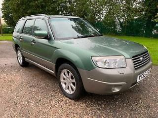 Subaru Forester 2.0 X Done Only 84,000 Miles With Full Service History 4x4