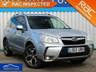 Subaru Forester 2.0 Xt 2014 63 • from £67.79 pw
