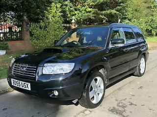 Subaru Forester 2.5 XT TURBO 2005 55 OCTOBER 2020 MOT