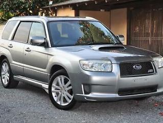 SUBARU FORESTER CROSS SPORTS SG5 2.0 TURBO MANUAL JDM ONLY