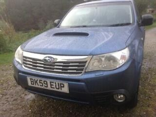 Subaru Forester Diesel Spares or repair
